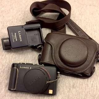🎉降價🎉 (二手) Panasonic DMC-LX3另類單眼相機
