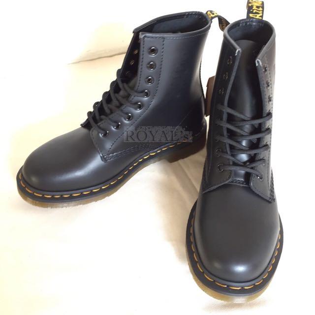 Dr.martens 1460 經典黑 8孔 馬汀 馬丁 靴子 鞋子
