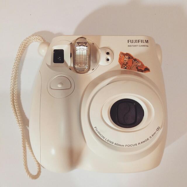 Fujifilm 拍立得 mini 7s