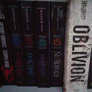 Power Of Five Series By Anthony Horowitz