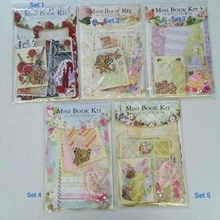 Mini Booklet Kit