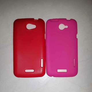 Htc One X Silicone Casing