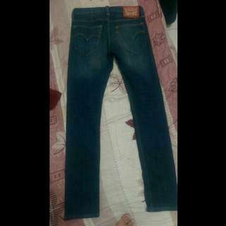[二手]Levis510牛仔褲