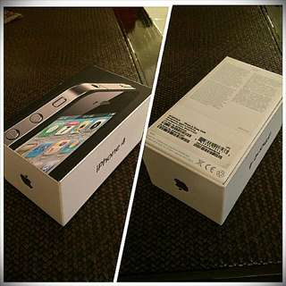iPHONE 4 (PREOWNED) - 32GB