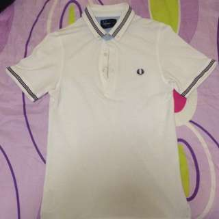 Fred Perry Polo Tee Size XS