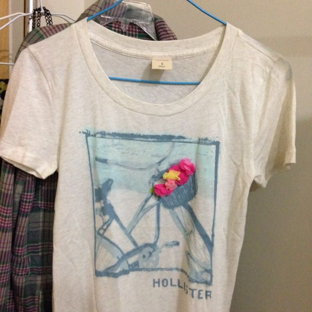 Hollister t Shirt 全新