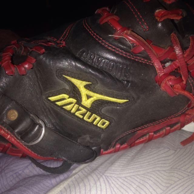 Mizuno棒球捕手手套