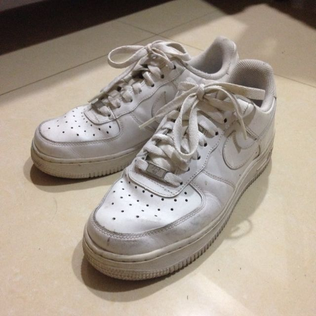 Nike Air Force 全白