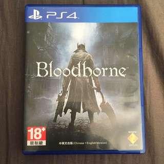PS4遊戲 血源詛咒