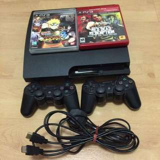 Price Negotiable PS3 (RESERVED)