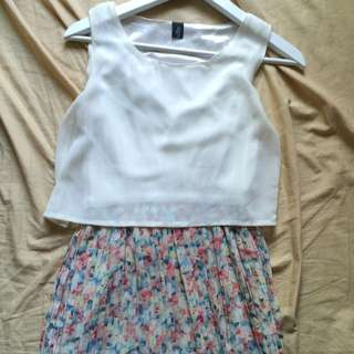 Cristelle Floral Dress