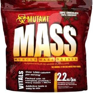 Mutant Mass Gainer