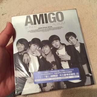 SHINee The 1st Mini Album 來台豪華超值版