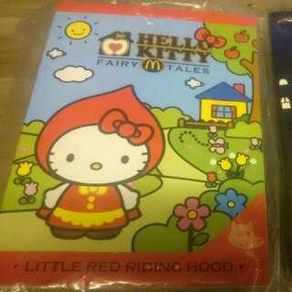 Rare Collectible: Hello Kitty Mcdonalds Toys