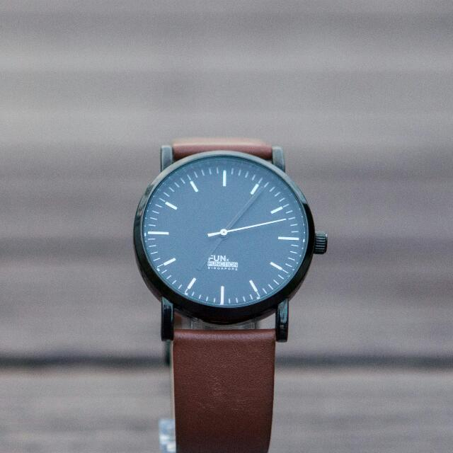'JEROME' - An Independently Designed Timepiece