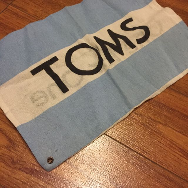TOMS 鞋袋