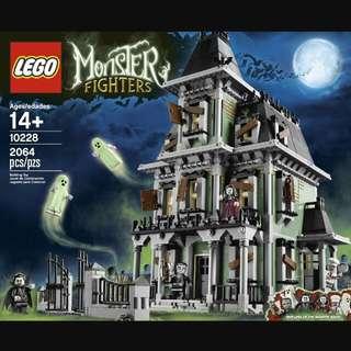 Lego Haunted House $540