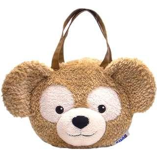 duffy熊頭包