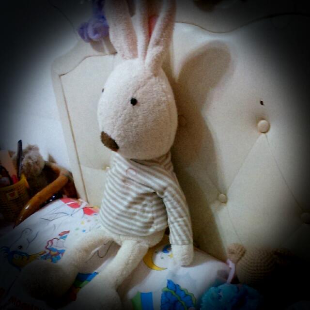 正版二手砂糖兔15*60cm