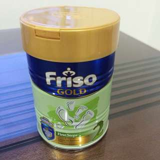 Brand New Friso Gold Step 2 Follow-On-First-Steps 6 Months 400g