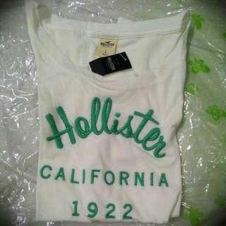Hollister女短袖