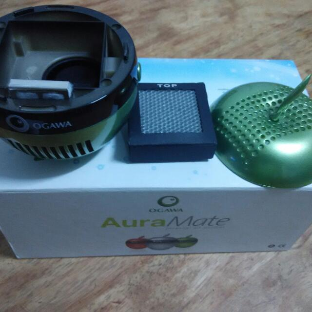 AuraMate Personal Air Purifier Unused
