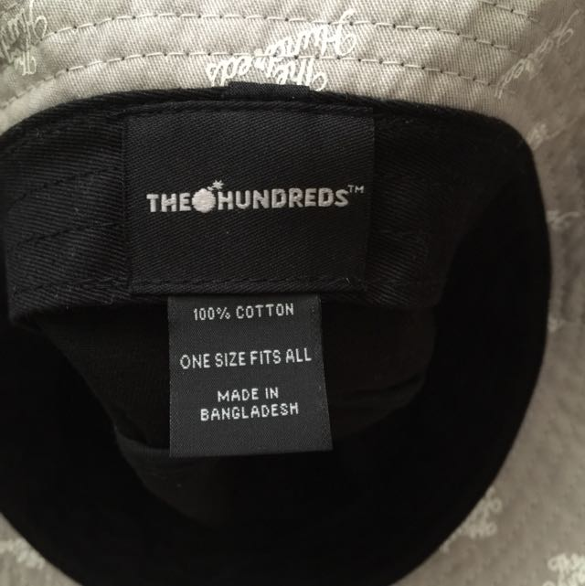 THE HUNDRED bucket Hat