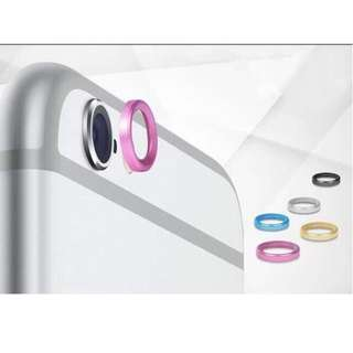IPhone 6 Camera Lens Protector (Gold)- Mailing Included