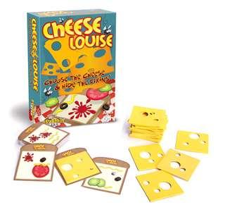 桌遊 Cheese Louise