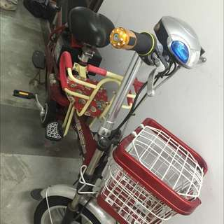 Electric Bicycle SUV 8 (Lta Approved)