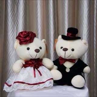 Wedding Bears Set