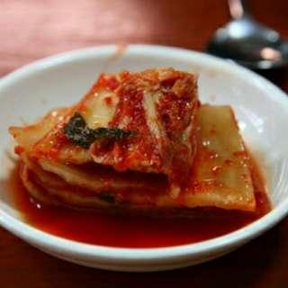 [New Stock In!] Korean Kimchi (배추 김치)