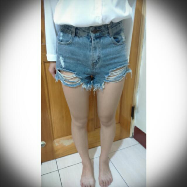 😍 牛仔短褲 😍