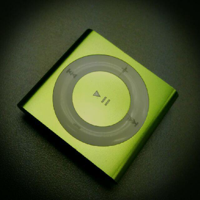 Apple iPod Shuffle 2gb (Green)