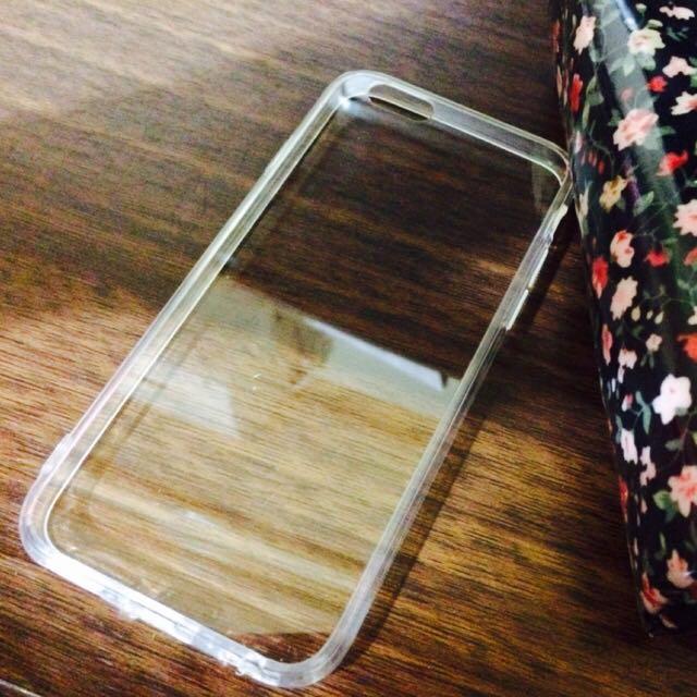 iPhone 6 透明殼✨(全新)