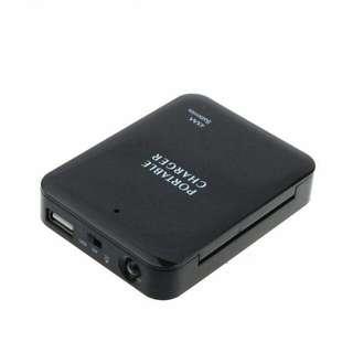 4AA portable usb charger