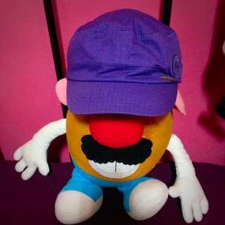 ROXY紫色帽