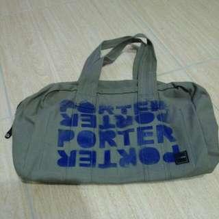 Porter塗鴉包
