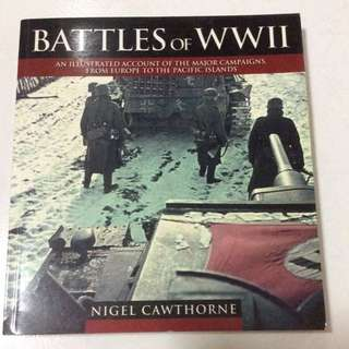 (reserved) Illustrated Account Of WW2