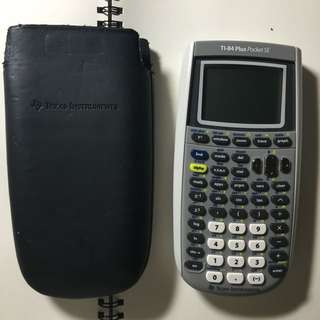 Graphic Calculator T1-84 Pocket SE