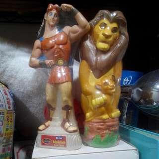 迪士尼大力士,獅子王泡泡乳