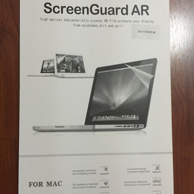Macbook Air 11.6 Screen Protector Brand New