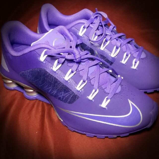 Nike Shox Superfly R4 Purple