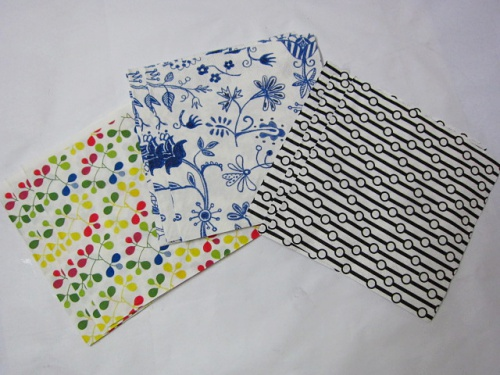 Paper Napkins For Craft Projects – Set #1