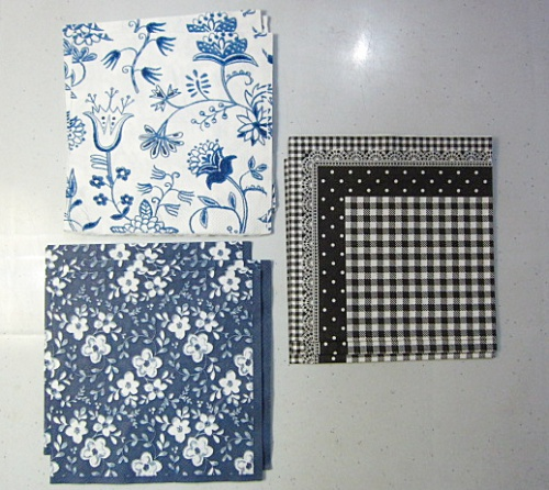 Paper Napkins For Craft Projects – Set #2