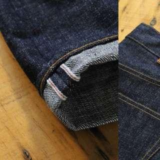 Japan Blue Raw Jeans