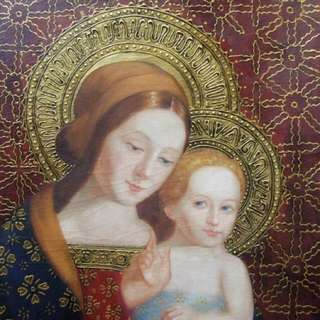 Madonna & Christ