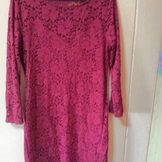 Brand New Lacey Dress Size L