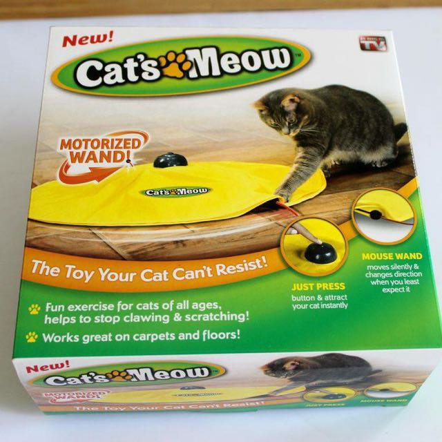 *On Sale* Cat's Meow Toy