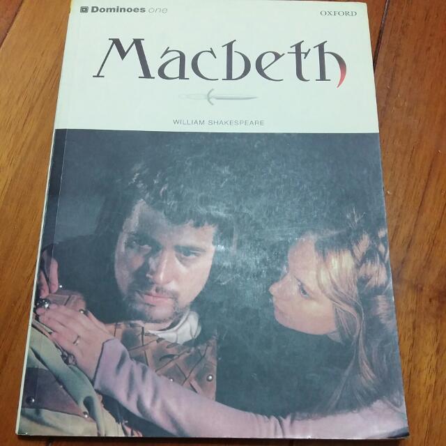 Macbeth(馬克白英文小說)